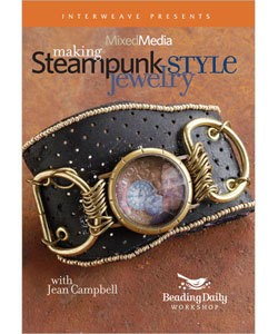 VT2532 = DVD - MIXED MEDIA: STEAMPUNK-STYLE JEWELRY **CLOSEOUT**