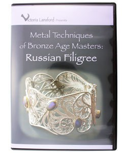 VT2515 = DVD - RUSSIAN FILIGREE