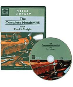 VT2400 = DVD - COMPLETE METALSMITH