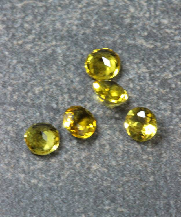 SY4.0NOV = Imitation Birthstone 4.0mm NOVEMBER (Pkg of 5)