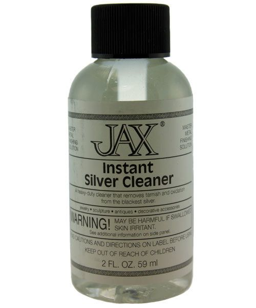 PM9013 = Jax Instant Silver Cleaner 2oz Bottle