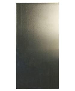 NS20-3 = Nickel Silver Sheet  20ga   3'' x 6'' 0.81mm Thick