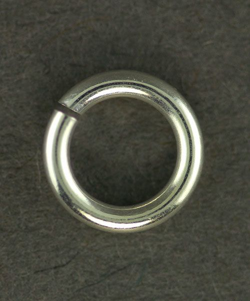 Soldering Silver Plated Jump Rings