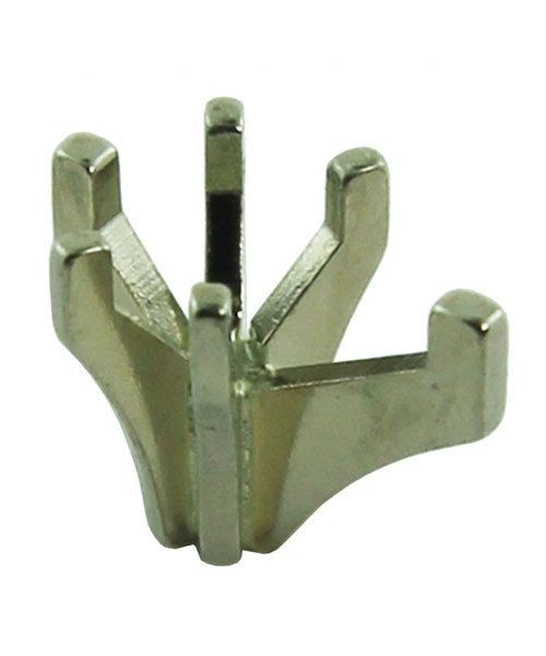 737-3/8 = HEAD TIFFANY PEAR 6 PRONG 5.5x4.5mm 14kw