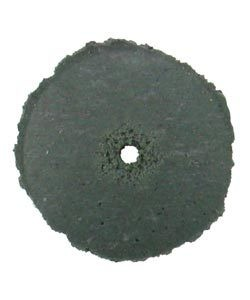 "10.837 = Cratex Tapered Wheel Coarse 5/8""  (Pkg of 10)"