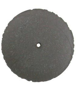 "10.843 = Cratex Tapered Wheel Medium 1""  (Pkg of 10)"