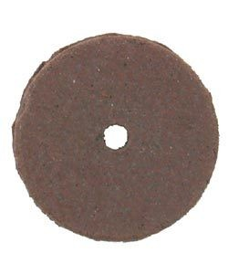 "10.857 = Cratex Straight Wheel Fine 5/8""  (Pkg of 10)"