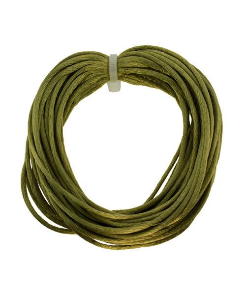 CD8004 = Rattail 1mm COFFEE 10yd Coil