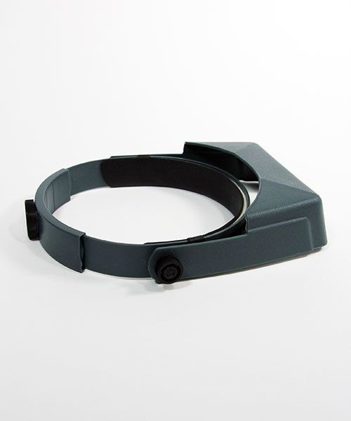 29.498 = Optivisor AL Kit / Headband with Four Acrylic Lenses