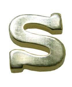 365-S = INITIAL S 5MM 14ky