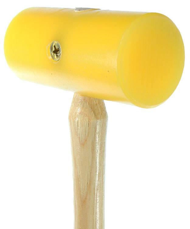 37.707 = Mallet with Plastic Head 1-1/4'' diameter