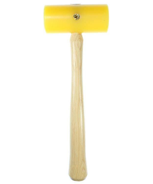 Garland 37.707 = Mallet with Plastic Head 1-1/4'' diameter