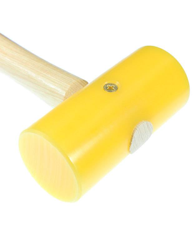 37.709 = Mallet with Plastic Head 1-3/4'' diameter