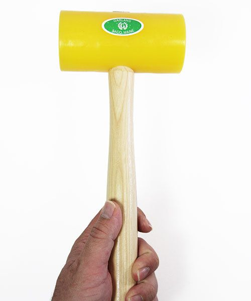 "Garland 37.710 = Mallet with Plastic Head 2-1/8"" diameter"