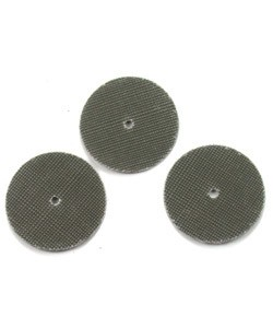 "ST7136 = Sanding Disc with Pin Hole - 3M TRIZACT 2500grit - 7/8"" (25pcs)"