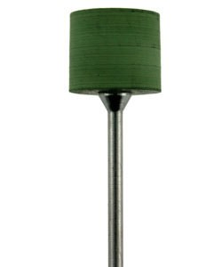 ST6026 = TopStar Green Mounted Cylinder Fine  12 x 14mm (Pkg of 2)