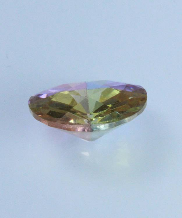LSOV10X8 = Lucky Stone Oval Cut CZ 10x8mm (Each)