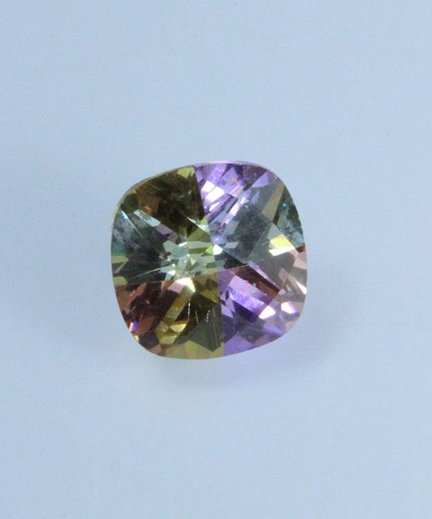 LSAN7X7 = Lucky Stone Antique Cut CZ 7x7mm (Each) **CLOSEOUT**