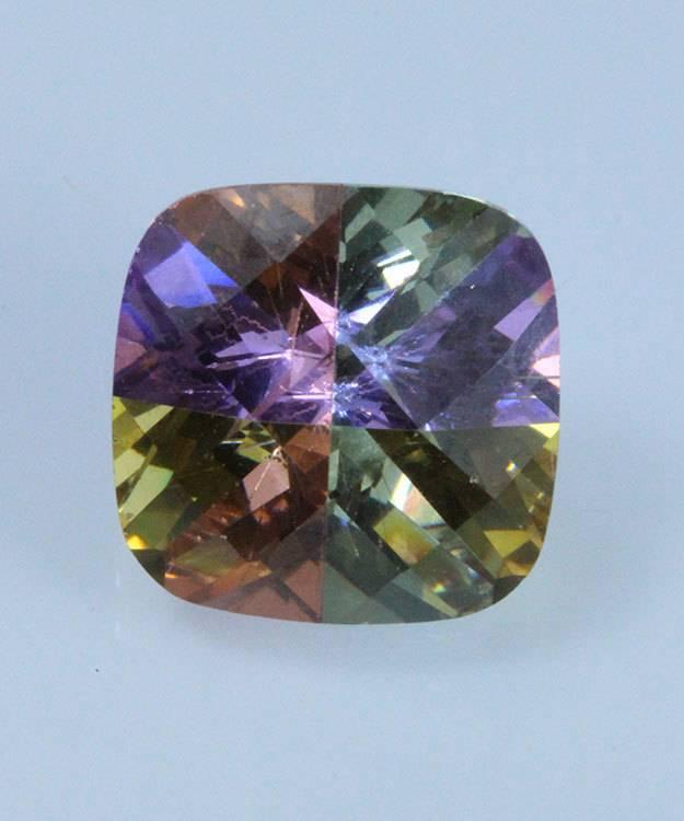 LSAN10X10 = Lucky Stone Antique Cut CZ 10x10mm (Each)
