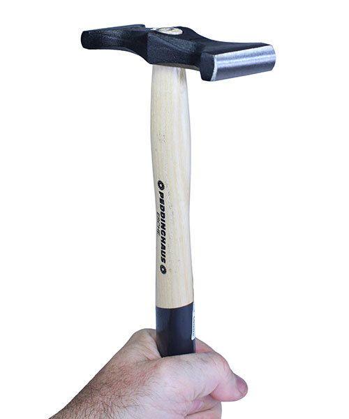 HA9531 = Grooving Hammer by Peddinghaus - 200g Head **CLOSEOUT**