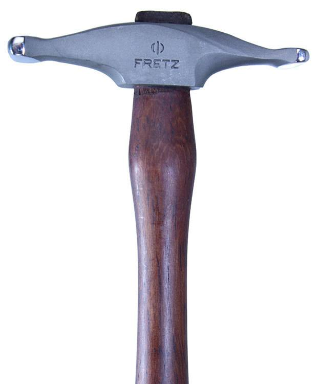HA8403 = Fretz Precisionsmith Narrow Raising Hammer HMR-403
