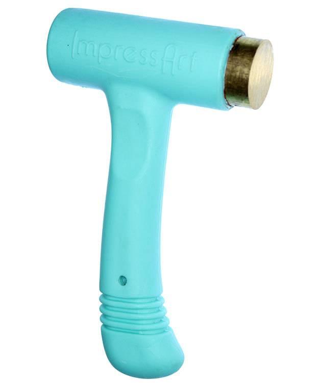 HA4721 = Impressart Ergo Angle Stamping Hammer