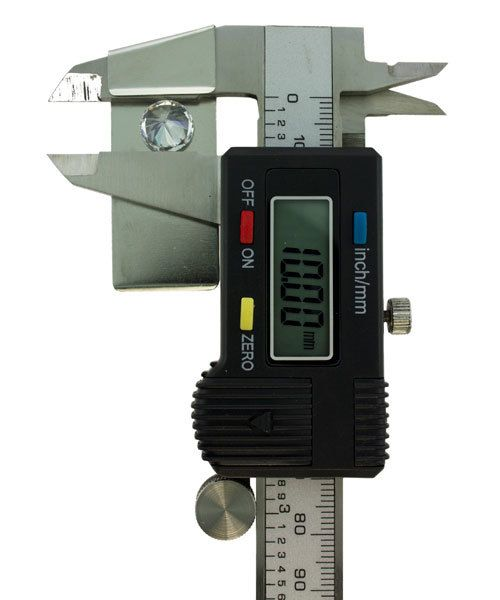 GA9905 = DIGITAL CALIPER with STONE HOLDING PLATE