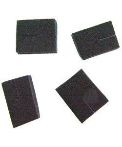 ET1002 = E3 RUBBER SPACERS for ETCH KIT (Pkg of 4)