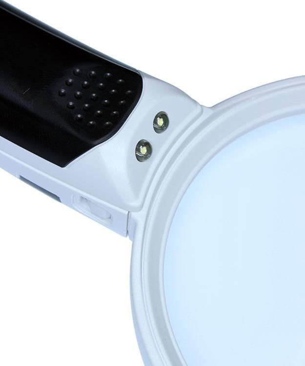 EL9916 = LED Magnifier with 3 Interchangeable Lenses