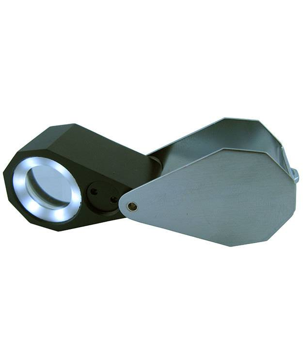 EL2700 = 10X Triplet Loupe with 6 LED Lights