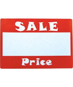 "DTA2796 = Adhesive Labels ""SALE"" 1-5/8"" x 1-1/8"" (Pkg of 500)"