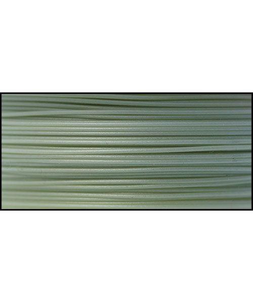 CD3047 = Elasticity by Beadalon Satin Silver 0.5mm / 25m Spool