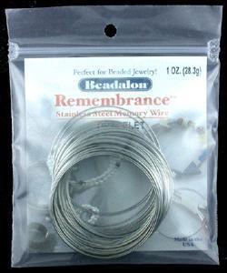 CD45002T = MEMORY WIRE STANDARD BRACELET SIZE (1oz Pkg)