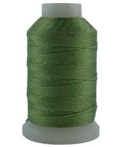 CD7039 = Silk Thread 1/2oz Spool GREEN SIZE FF