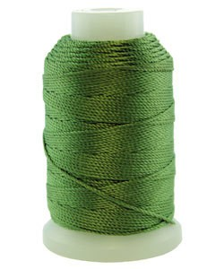 CD7040 = Silk Thread 1/2oz Spool GREEN SIZE FFF