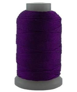 CD7130 = Silk Thread 1/2oz Spool PLUM SIZE FFF