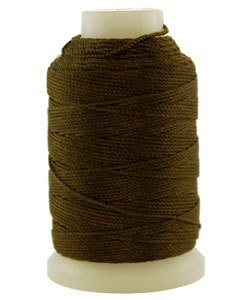 CD7150 = Silk Thread 1/2oz Spool CHESTNUT SIZE FFF
