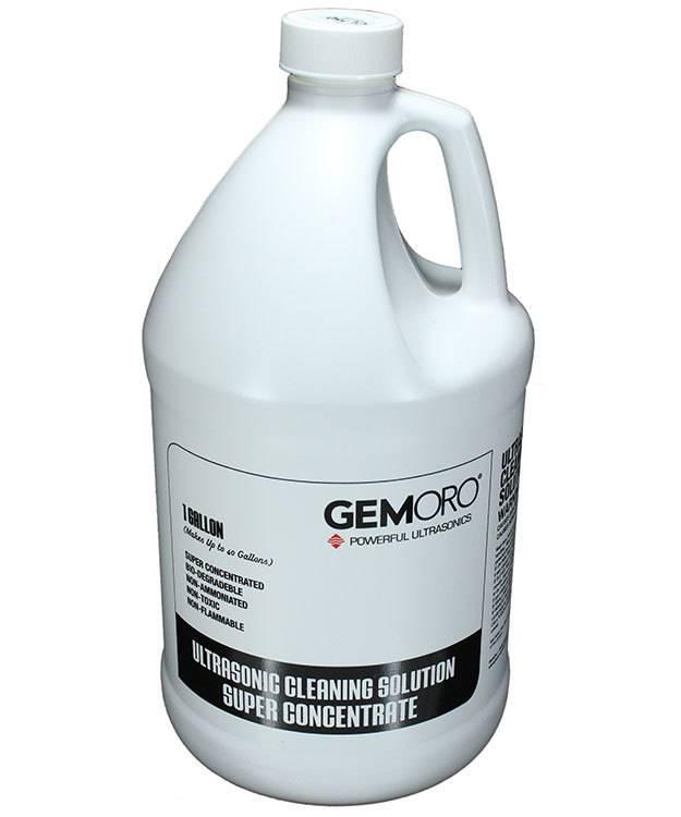 CL750 = GEM-ORO ULTRASONIC SOAP 1 GAL.