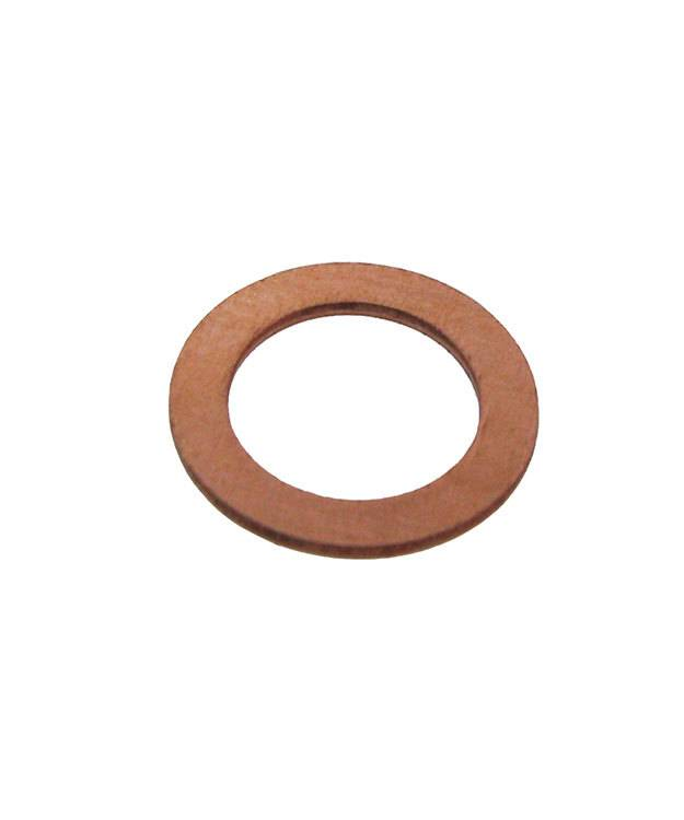 "MSC15220 = Copper Washer 9/16"" Dia with 5/16"" Hole (20ga) (Pkg of 6)"
