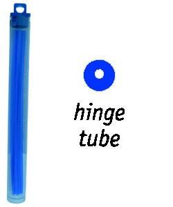 CA1942 = Cowdery Wax HINGE TUBE 2.0mm - BLUE