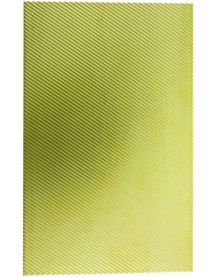 """BSP223 Patterned Brass Sheet 2-1/2"""" Wide"""