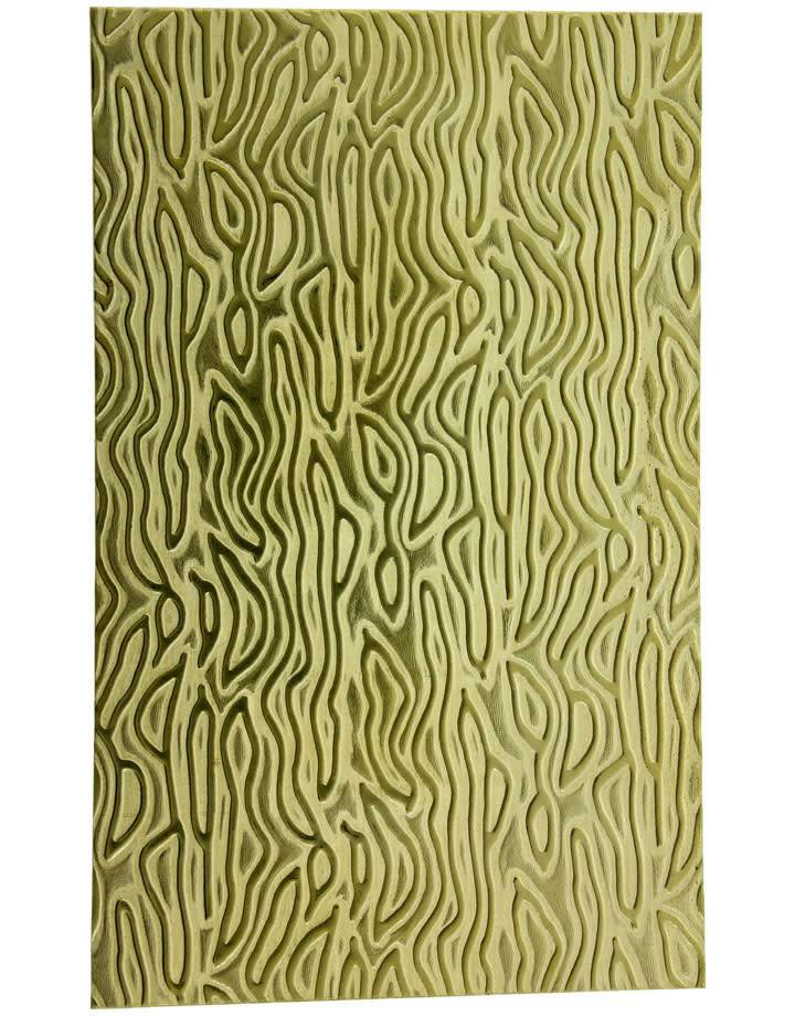 "BSP240 Patterned Brass Sheet 2-1/2"" Wide"