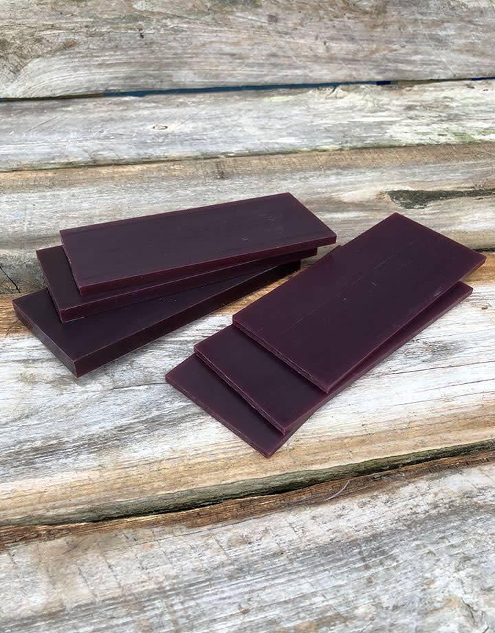 Du-Matt 21.02774 = DuMatt Purple Carving Wax Tablets Set of 6