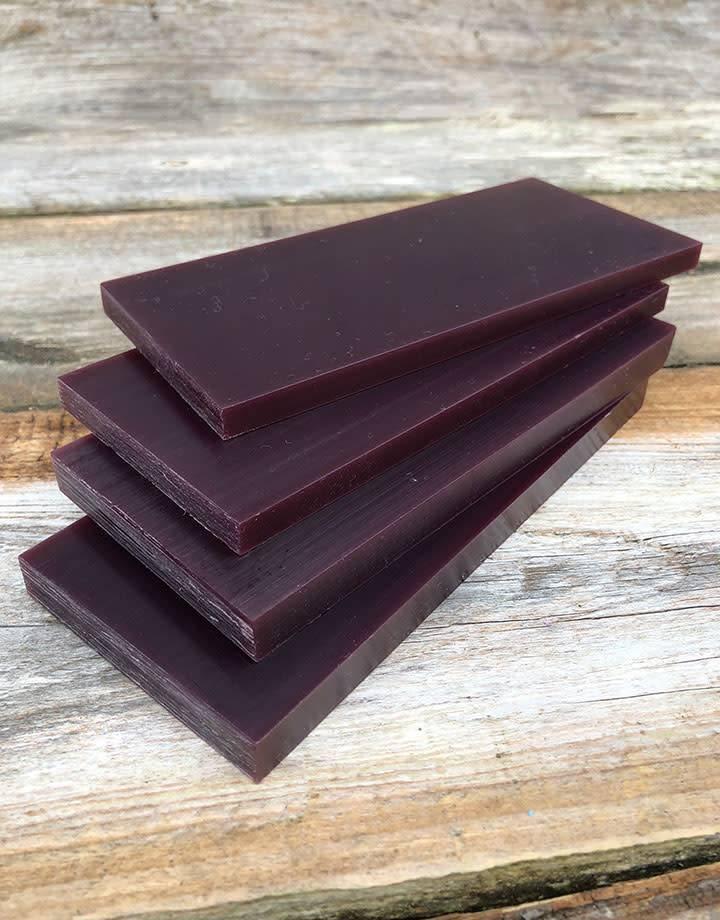 Du-Matt 21.02782 = DuMatt Purple Carving Wax Tablets Set of 4