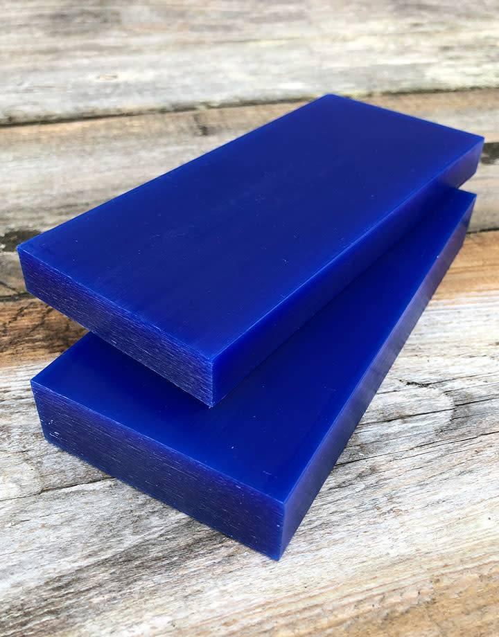 21.02790 = DuMatt Blue Carving Wax Tablets Set of 2