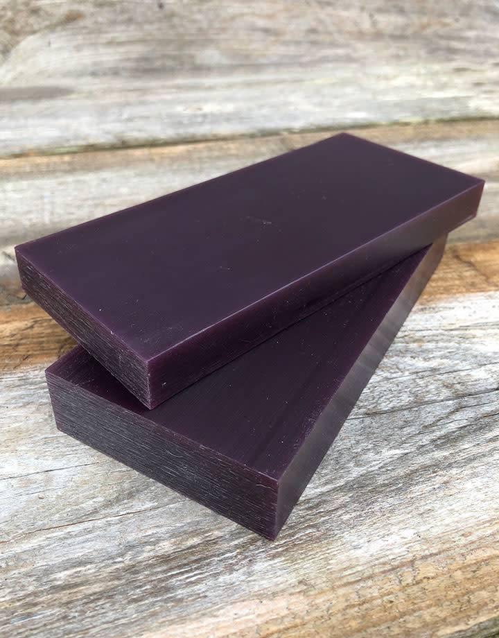 Du-Matt 21.02791 = DuMatt Purple Carving Wax Tablets Set of 2