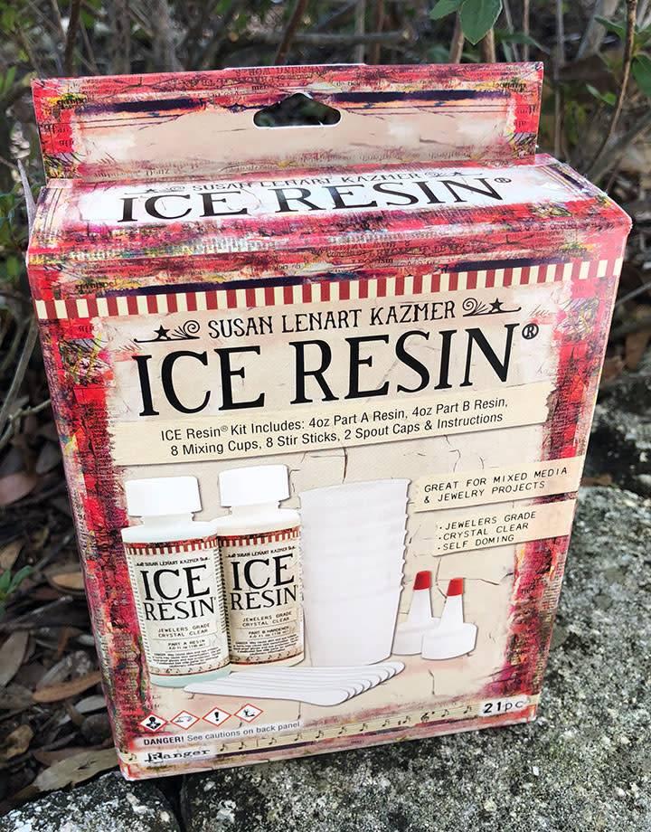 CE711 = Ice Resin 4oz Bottles