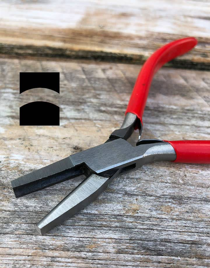 PL1725 = PLIER RING BENDING
