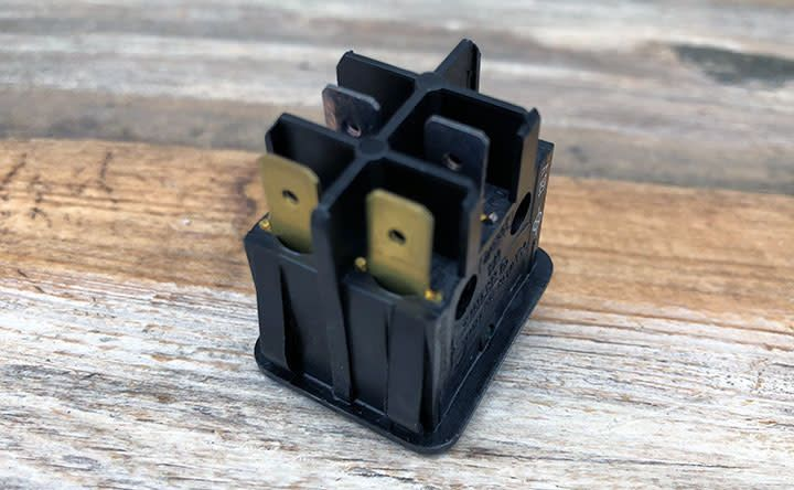 Replacement Power Switch and Cord for a Kerr Electromelt **CLOSEOUT**