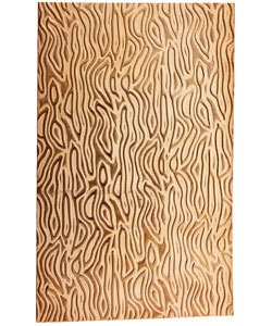 """CSP240 Patterned Copper Sheet 2-1/2"""" Wide"""